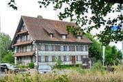 Gemeindehaus von Kesswil: Nach Meinung von Ulrich Zeugin braucht die Behörde Hilfe bei der Bewältigung der Aufgaben. (Bild: Donato Caspari)