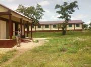 Das Schulgebäude in der togolesischen Stadt Kara. (Bild: PD)