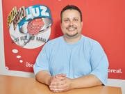 Andreas Balsiger, Präsident des Spitalradio LuZ. (Bild: PD)