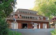 So soll das Bootshaus des Seeclubs Luzern bald aussehen. (Visualisierung: PD/Arge HVDM Architects Luzern & Raumfalter Arch)