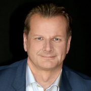 Präsident der Crypto Valley Association Oliver Bussmann. Bild: Screen shot LinkedIn