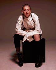 Die schwermütige Soul-Pop-Lady Sharon Kovacs hat viel durchgemacht. (Bild: Alexandra Von Fürst)