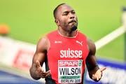 Wilson holt Bronze in Berlin. (Bild: Keystone)