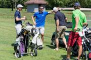 Während dem Golfturnier. (Bild: Raphael Diaz Golf Trophy (Holzhäusern, 8. August 2018)
