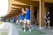 Golfspielen als Wohltätigkeitsevent. (Bild: Raphael Diaz Golf Trophy (Holzhäusern, 8. August 2018)