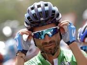 Alejandro Valverde - 38 Jahre und noch kein bisschen müde (Bild: KEYSTONE/EPA EFE/MANU BRUQUE)