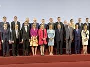 Die 28 Aussenminister der EU-Staaten sollen ihre Entscheide zur gemeinsamen Aussenpolitik nicht mehr einstimmig fällen müssen. (Bild: KEYSTONE/APA/APA/HERBERT NEUBAUER)