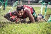 Der Spartacus Run stellt hohe Anforderungen an die Teilnehmer. (Bild: PD)