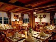 Neue Preise ab 2018: Gruppenreisende müssen im Restaurant Taverne auf dem Bürgenstock tiefer in die Tasche greifen. (Bild: Bürgenstock Hotels AG)