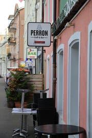 Das «Perron» an der Hafenmeile Rorschach. (Bild: Ines Biedenkapp)