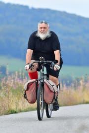 Rote Socken und stramme Waden: Markus Capirone