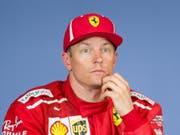 Kimi Räikkönen kehrt zu Sauber zurück (Bild: KEYSTONE/APA/APA/GEORG HOCHMUTH)