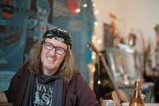 Hardrocker und Krokus-Bassist Chris von Rohr. (Bild: Corinne Glanzmann)