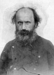 Der Patient: Ulrich Baumann um 1900. (Bild aus: Werner Baumann, Ein Mann des Volkes, Chronos-Verlag)