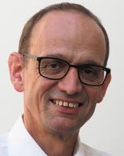 Rektor Hans Hirschi