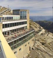 Lohnendes Ausflugsziel: Der Säntis. (Bild: Screenshot www.saentis.roundshot.com)