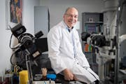 Reinhard Rüesch war zu gerne Augenarzt, um für die Regierung zu kandidieren. (Bild: Ralph Ribi)