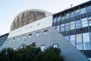Die Zukunftsfabrik an der Murgtalstrasse war ursprünglich das Produktionszentrum der Münchwiler Strumpffabrik. (Bilder: Roman Scherrer)