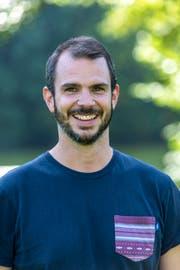 Diego Schweizer, der Veranstalter des Weihern-Festivals. (Bild: Thomas Hary)