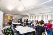 Gemäss den Initianten soll die Bildungsqualität im Kanton Luzern nicht von Spardebatten tangiert werden. (Bild: Roger Grütter)