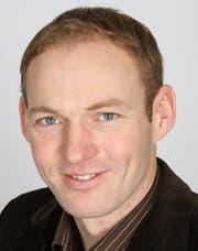 Damian Gahlinger, SVP-Kantonsrat, Niederhelfenschwil (Bild: PD)