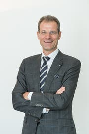 Regierungsrat Reto Wyss (Bild Roger Grütter)