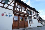 Das Gemeindehaus von Salenstein. Im Gemeinderat ist derzeit ein Sitz vakant. (Bild: Nana do Carmo)