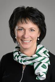 Katrin Frick, Kantonsrätin FDP, Buchs.
