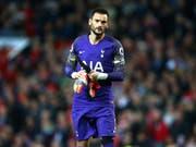 Frankreichs Weltmeister-Goalie Hugo Lloris wird Tottenham einige Zeit nicht zu Verfügung stehen (Bild: KEYSTONE/AP/DAVE THOMPSON)