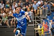 Schoss fünf Treffer: Flip Gavranovic. Bild: Eveline Beerkircher (Kriens, 12. September 2018)