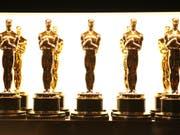Die jährlich in der US-Filmmetropole Hollywood verliehenen Oscars sind die begehrtesten Filmpreise der Welt. (Bild: KEYSTONE/AP Invision/MATT SAYLES)
