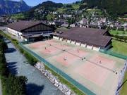 Die Sanierung und Erweiterung des Sporting Parks in Engelberg finanziell ein grosser Brocken für die Gemeinde. (Bild: PD)