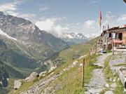 Die Spannorthütte in Uri: Von hier aus war der Mann in Richtung Stäfeli unterwegs. (Bild: Google Streetview)