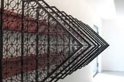 In Kairo wurde das Künstlerkollektiv Chalet5 zu diesem Kunstwerk installiert. (Bild: Markus Zwyssig, Altdorf, 13. September 2018)