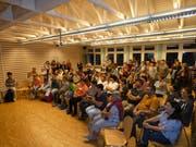 Bei der Aufführung des Musicals sind insgesamt über 100 Personen involviert. (Bild: PD)
