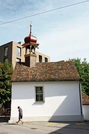 Die fast vierhundertjährige Kapelle wertet die Marktgasse auf. (Bild: Meinrad Geschwend)