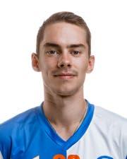 Fabrice Göldi, Waldstätter im Dienste von GC Unihockey. (Bild: PD)