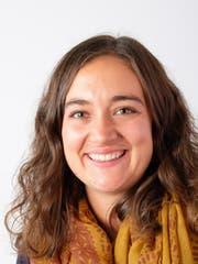 Rebecca Surber, Abteilungsleiterin der Pfadi Trogen. (Bild: PD)