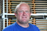 Bruno Straub, Unternehmer. (Bild: Manuel Nagel)