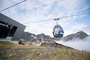 Eine Studie soll prüfen, ob das Skigebiet Melchsee-Frutt im Kanton Obwalden mit den Gebieten Engelberg-Titlis und Meiringen-Hasliberg zusammengeschlossen werden kann. (Bild: Keystone/Urs Flüeler (Melchsee-Frutt, 14. September 2018))