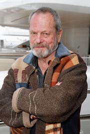 Der 77-jährige Filmemacher Terry Gilliam. (Bild: AP/Todd Williamson)