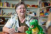 1/2: Rosa Plattner weiss, wovon sie spricht: Seit 30 Jahren leitet sie die Mütter- und Väterberatung der Region St.Gallen. (Bild: Ralph Ribi)