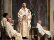 Der Erzbischof von Washington, Kardinal Donald Wuerl, soll den massenhaften sexuellen Missbrauch von Kindern durch katholische Priester in den USA gedeckt haben. (Bild: KEYSTONE/FR33460 AP/KEVIN WOLF)