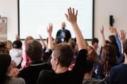 An den pädagogischen Hochschulen fehlen die Fachdidaktiker – sie wissen, wie man ein Schulfach am besten vermittelt. (Bild: Jeannette Rischle/Getty)