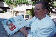 Bernd Schützelhofer ist überzeugt, dass jeder seine Rezepte nachkochen kann. (Bild: Susi Miara)