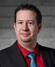 Beat Brändli, Bezirksrichter in Baden und Assistenzprofessor für Wirtschaftsrecht an der Universität in St. Gallen (Bild: PD)