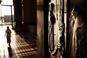 Die katholische Kirche wird von Missbrauchsskandalen erschüttert. Im Bild: Tür zum Petersdom. ((Bild: Spencer Platt/Getty (Vatikanstadt, 3. September 2018))