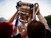 Die Auslosung der Cup-Achtelfinals ergab ein kleines Zürcher Derby (Bild: KEYSTONE/MELANIE DUCHENE)