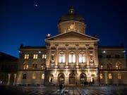 In der Schweiz sind laut dem Bundesrat zahlreiche ausländische Agenten «unter diplomatischer Tarnung» im Einsatz. (Bild: KEYSTONE/ANTHONY ANEX)