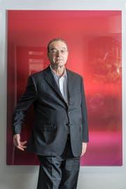 Oswald Grübel, ehemaliger Credit-Suisse- und UBS-Chef.Bild: Nadia Schärli (Zürich, 20. Dezember 2017)